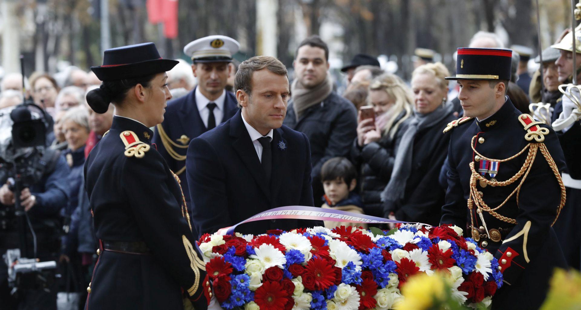 DAN PRIMIRJA Britanija i Francuska obilježile završetak Prvog svjetskog rata