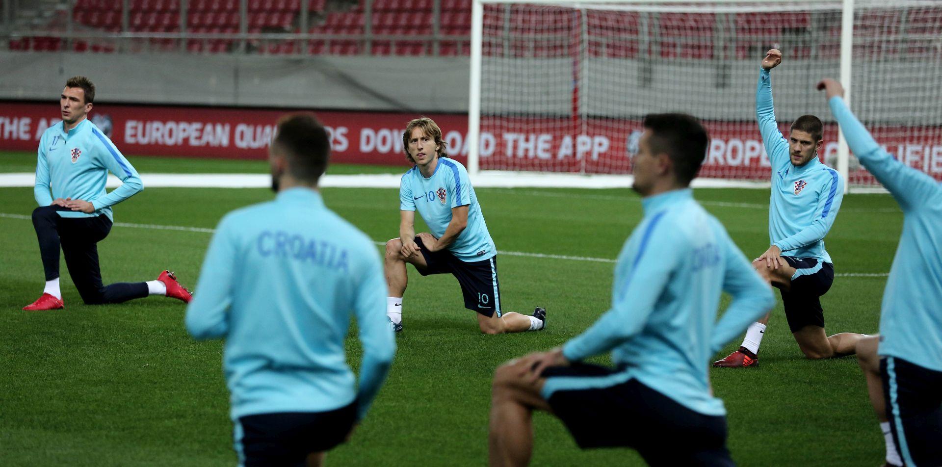 Hrvatska reprezentacija i klubovi ne pamte po dobrome gostovanja u Grčkoj