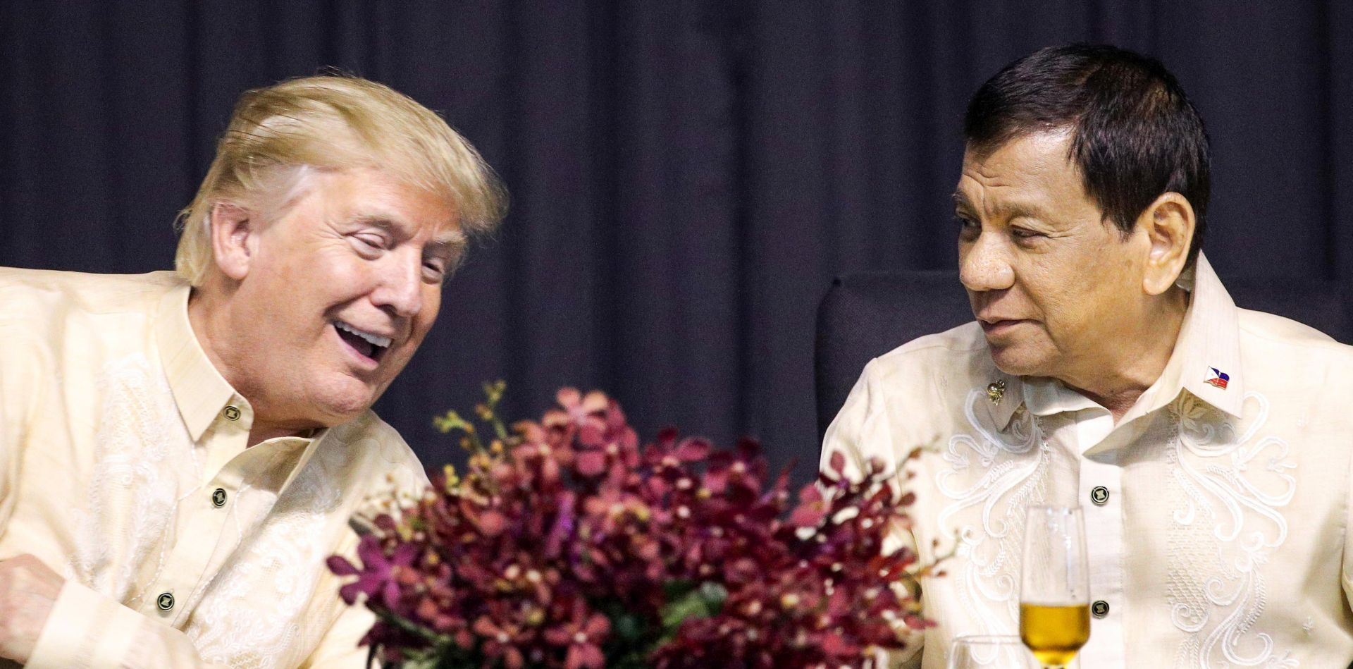 TRUMP 'S Duterteom imam sjajan odnos'