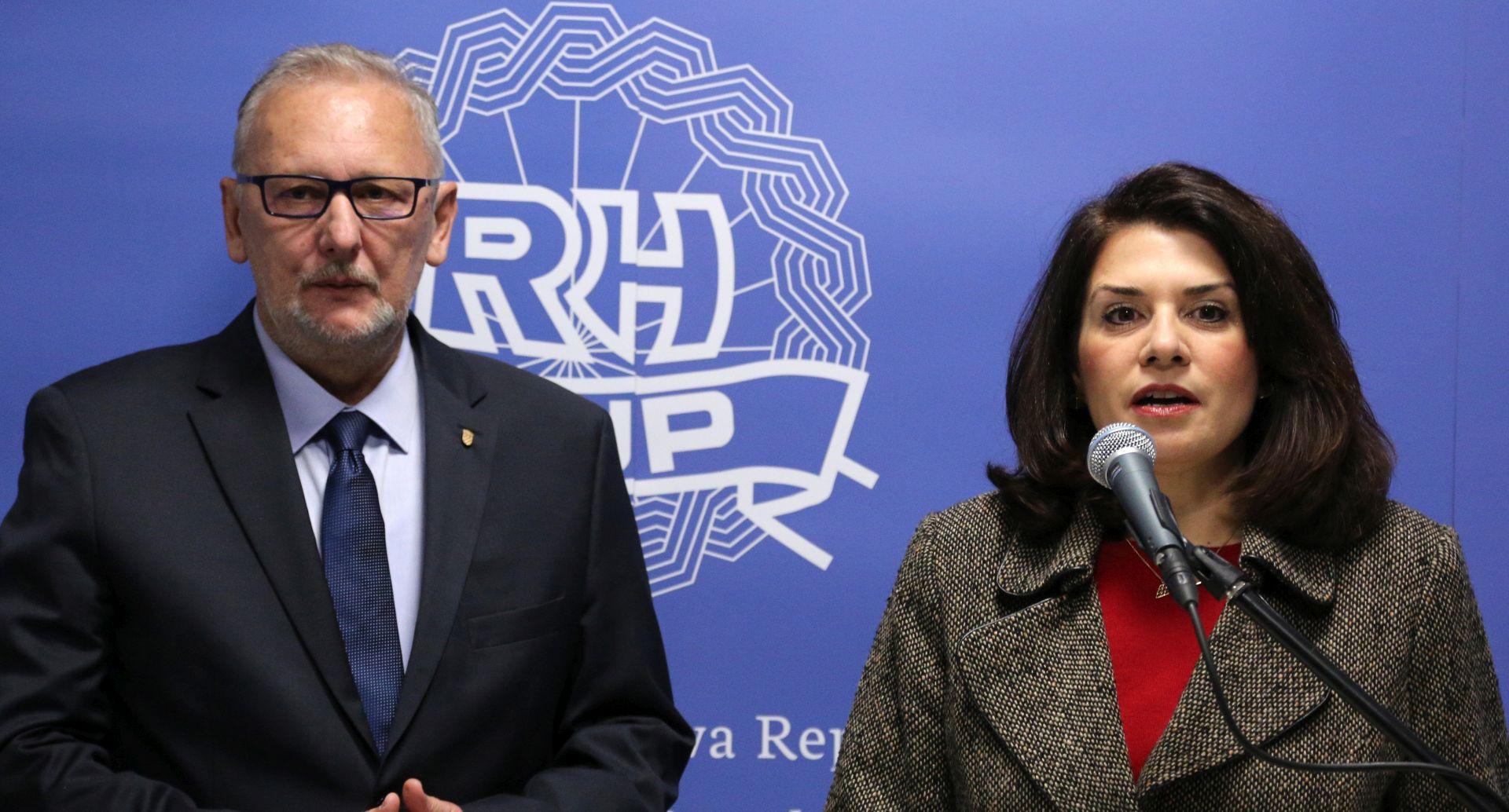 VALLS NOYES 'Dodatno ojačati suradnju na području vladavine prava i provedbe zakona'