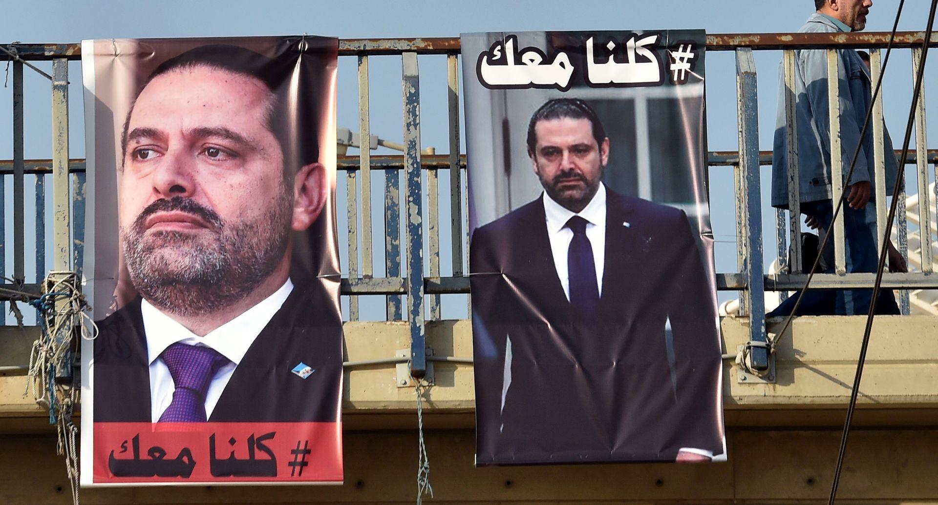 Saad Hariri vratio se u Libanon