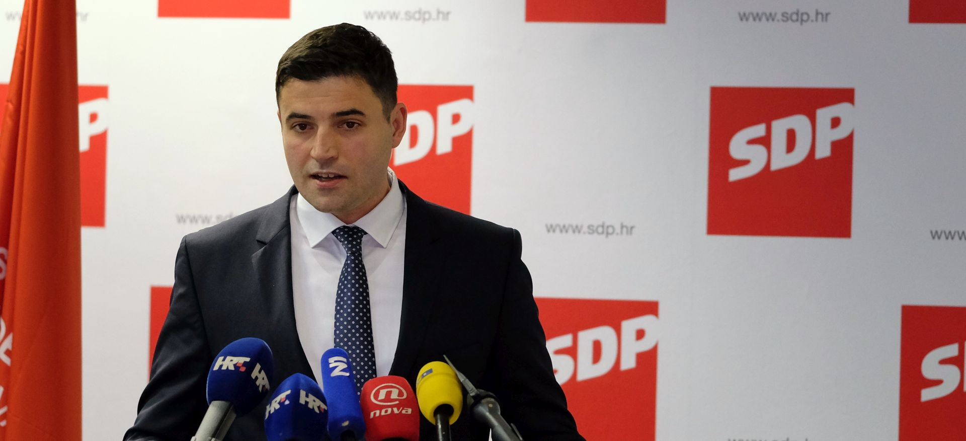 Bernardić: Vlada neće dočekati kraj mandata
