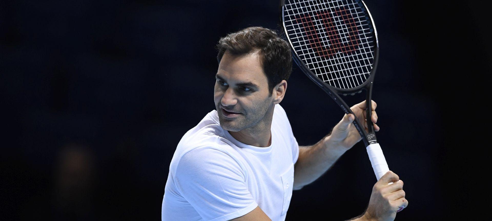 ATP HALLE  Federer u finalu čeka Ćorića ili Bautistu Aguta