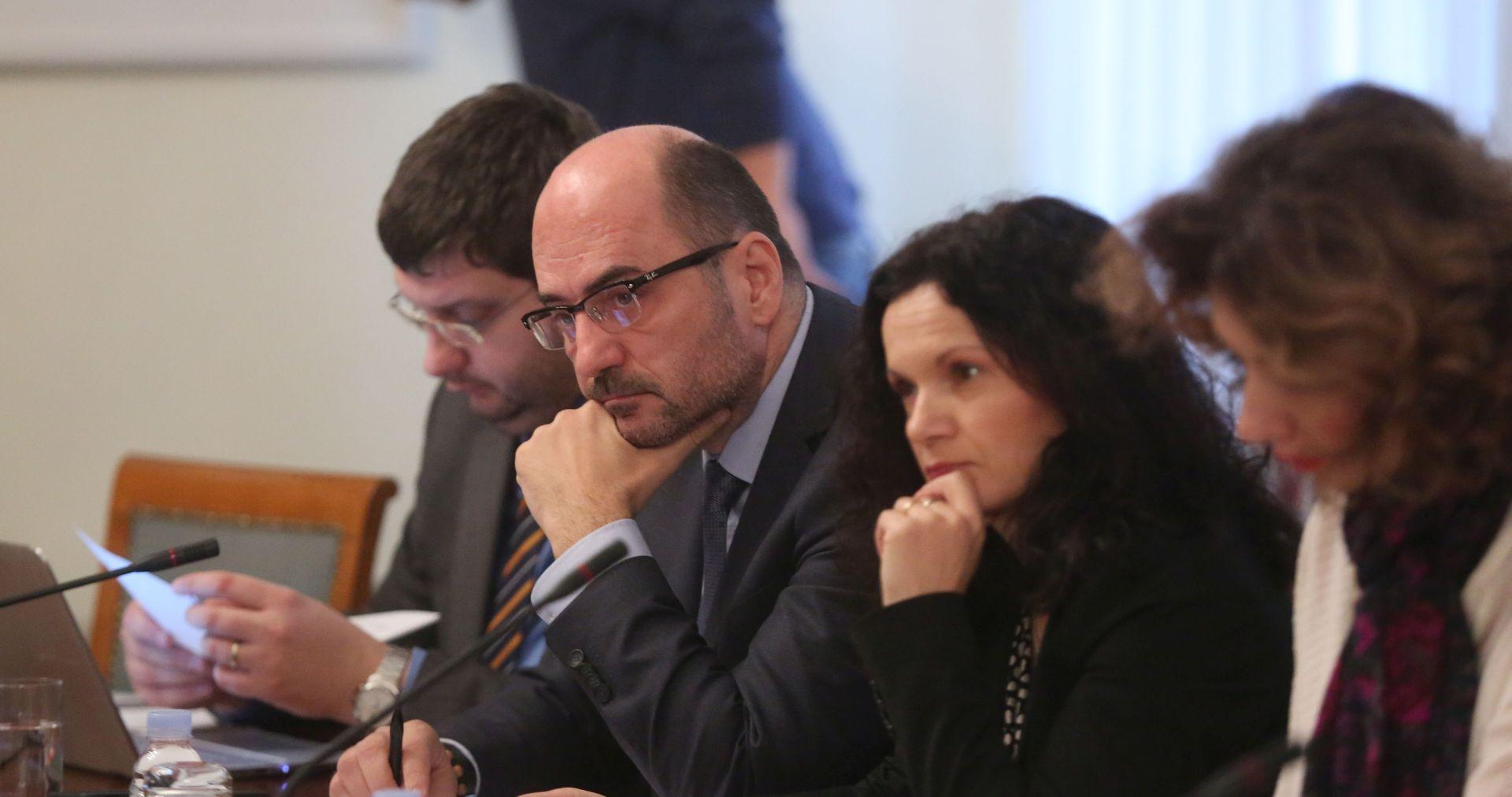 ZAJEDNIČKA IZJAVA Zastupnici HDZ-a i HNS-a: Povjerenstvo za Agrokor prestaje s radom