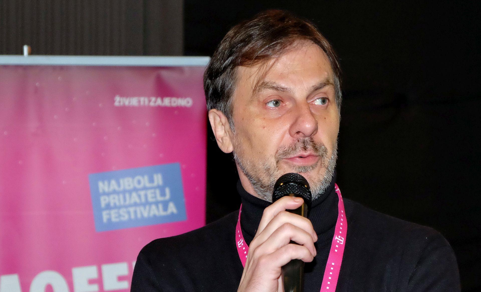 """ZFF Matić: """"Naša se publika nije prepala 'teških' filmova"""""""