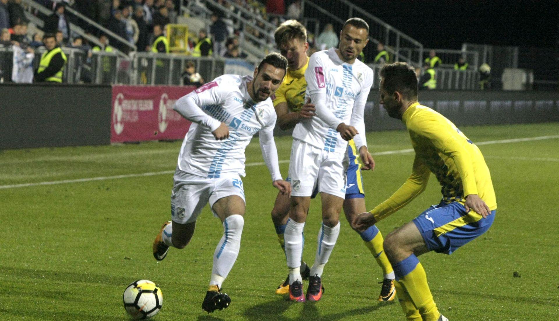NIZ PRVAKA BEZ POBJEDE SE NASTAVLJA Rijeka i Inter bez golova na Rujevici