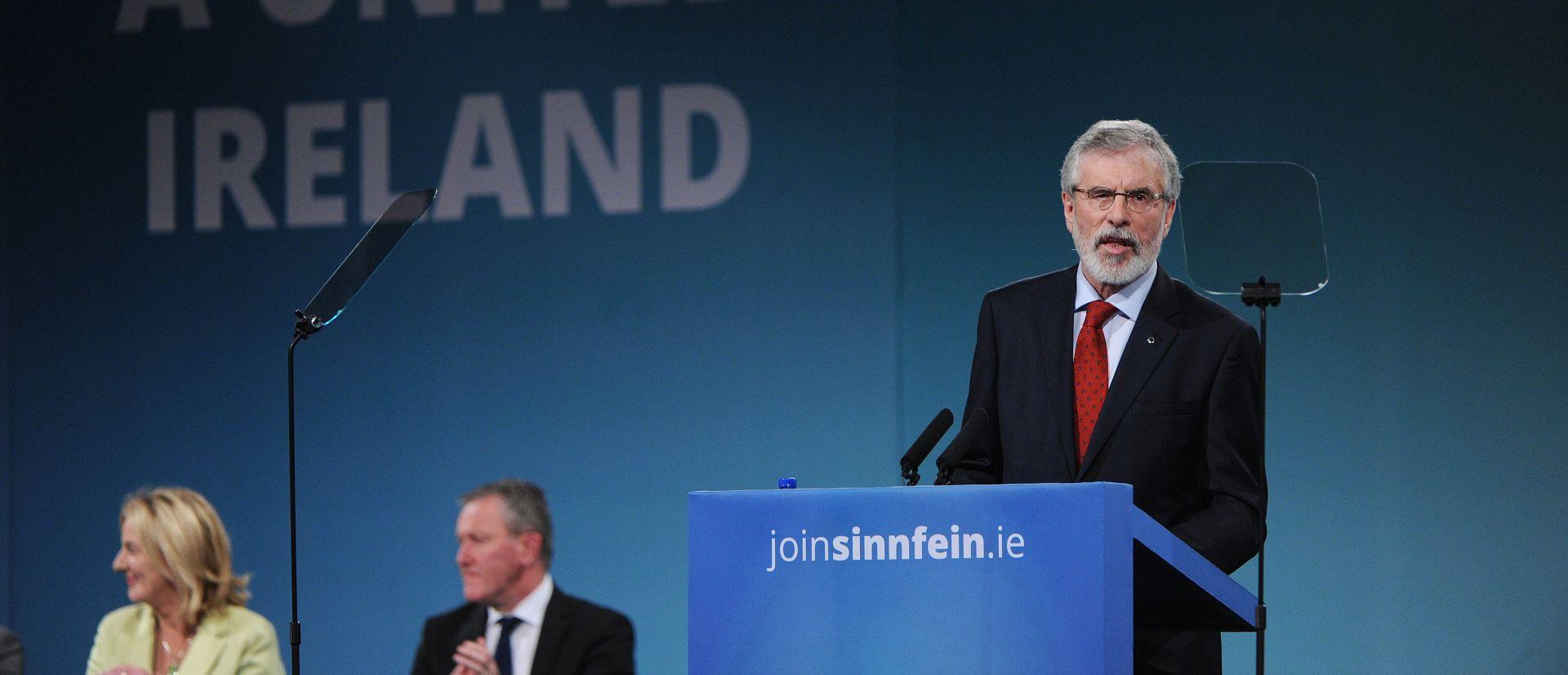 Gerry Adams, javno lice IRA-e i mirotvorac, napušta čelništvo Sinn Feina