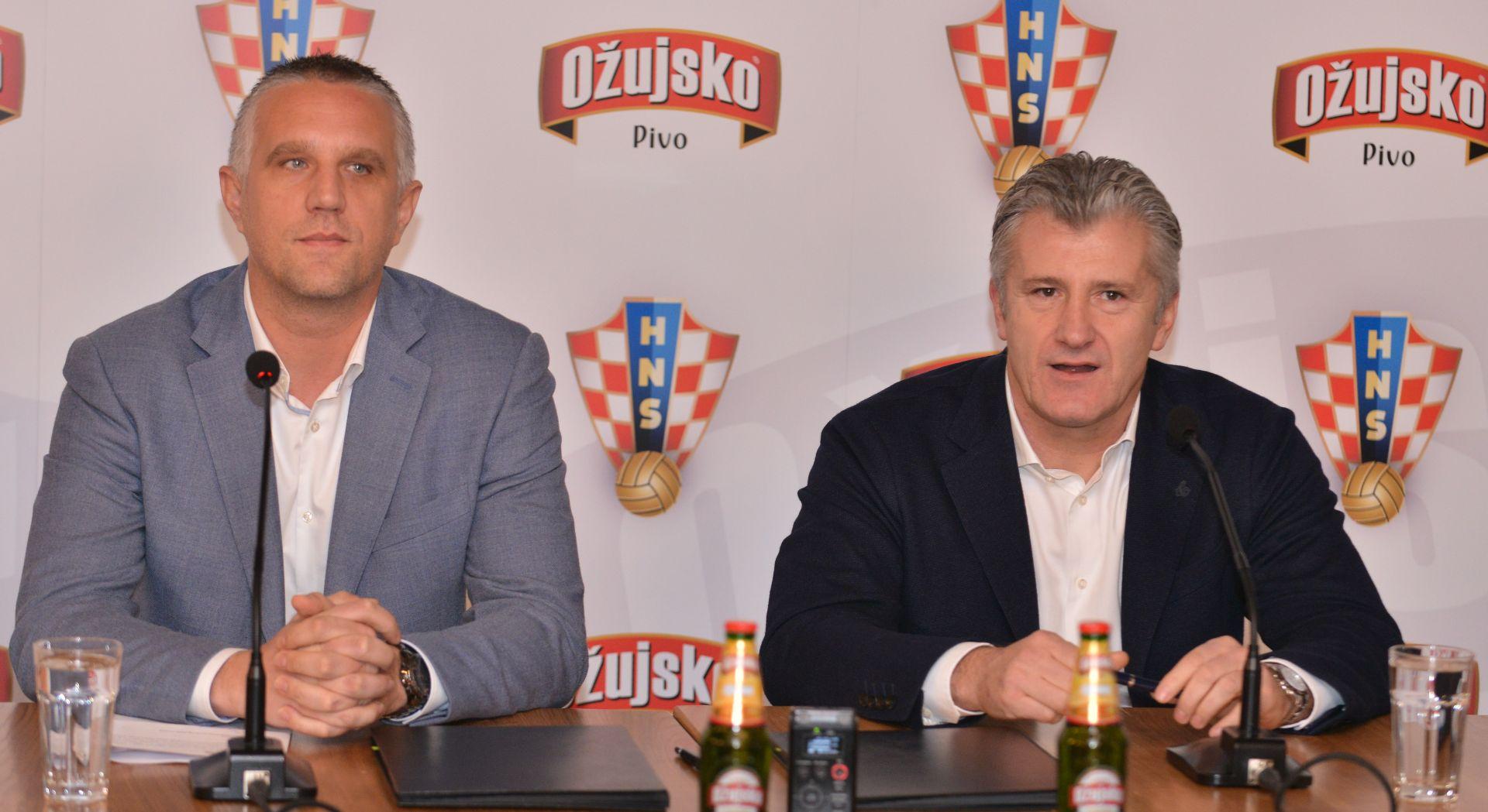 Hrvatski nogometni savez i Zagrebačka pivovara potpisali ugovor o sponzorstvu