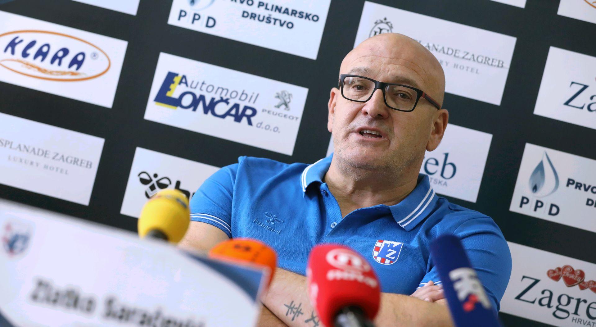 Zlatan Saračević novi trener PPD Zagreba