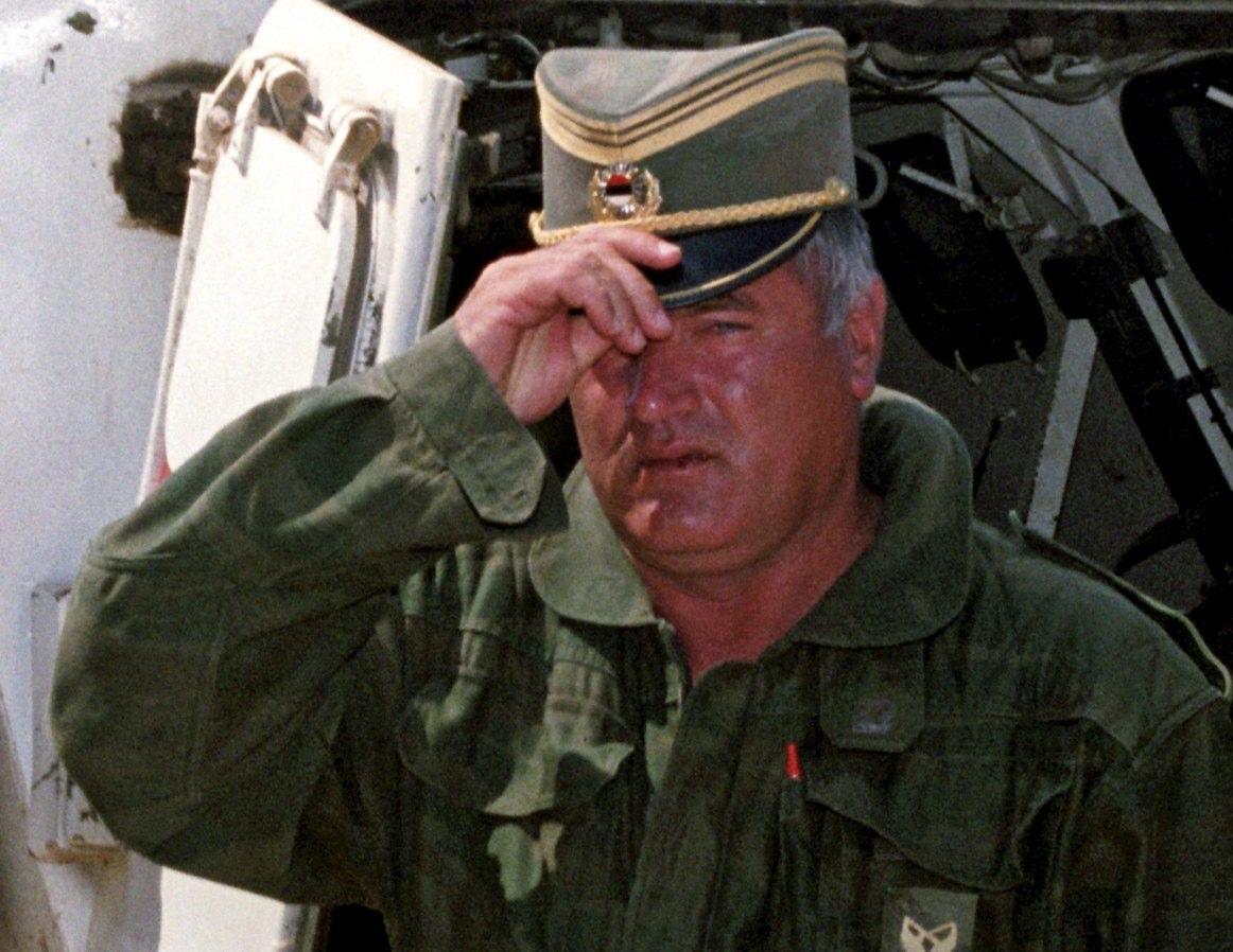PRESUDA U HAGU Ovo je jedina točka optužnice po kojoj Mladić nije kriv