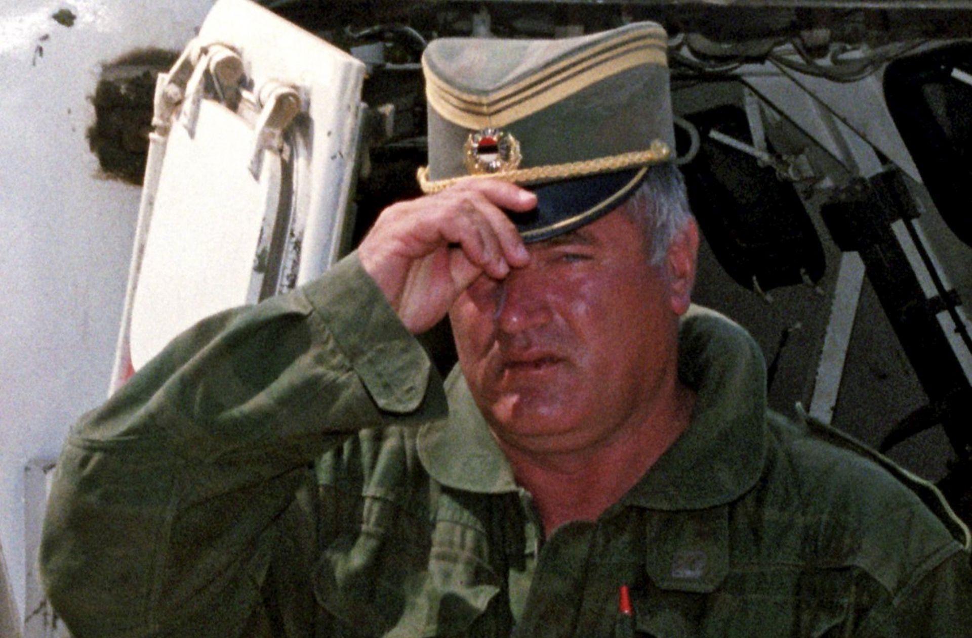 Ratko Mladić uložio žalbu na presudu za ratne zločine i genocid