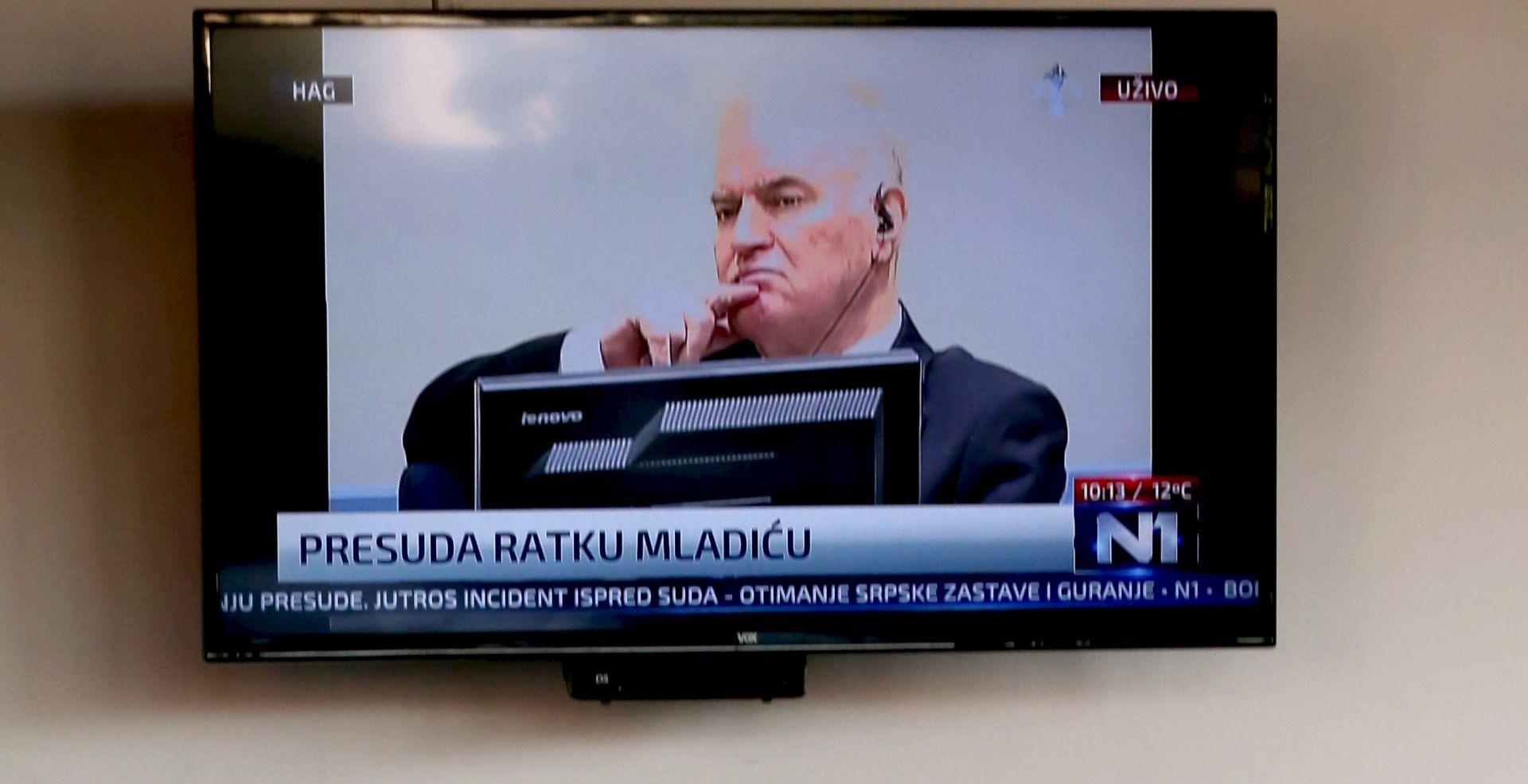 """SRBIJANSKI MEDIJI """"Mladiću doživotna kazna zatvora"""""""