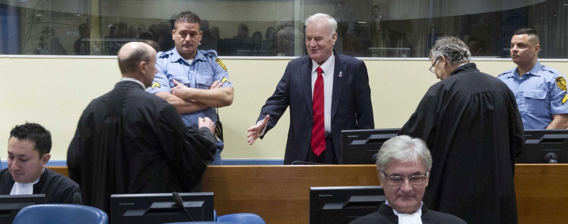 VIDEO: 'PODIVLJAO' TIJEKOM ČITANJA PRESUDE Sudac Orie izbacio Mladića iz sudnice