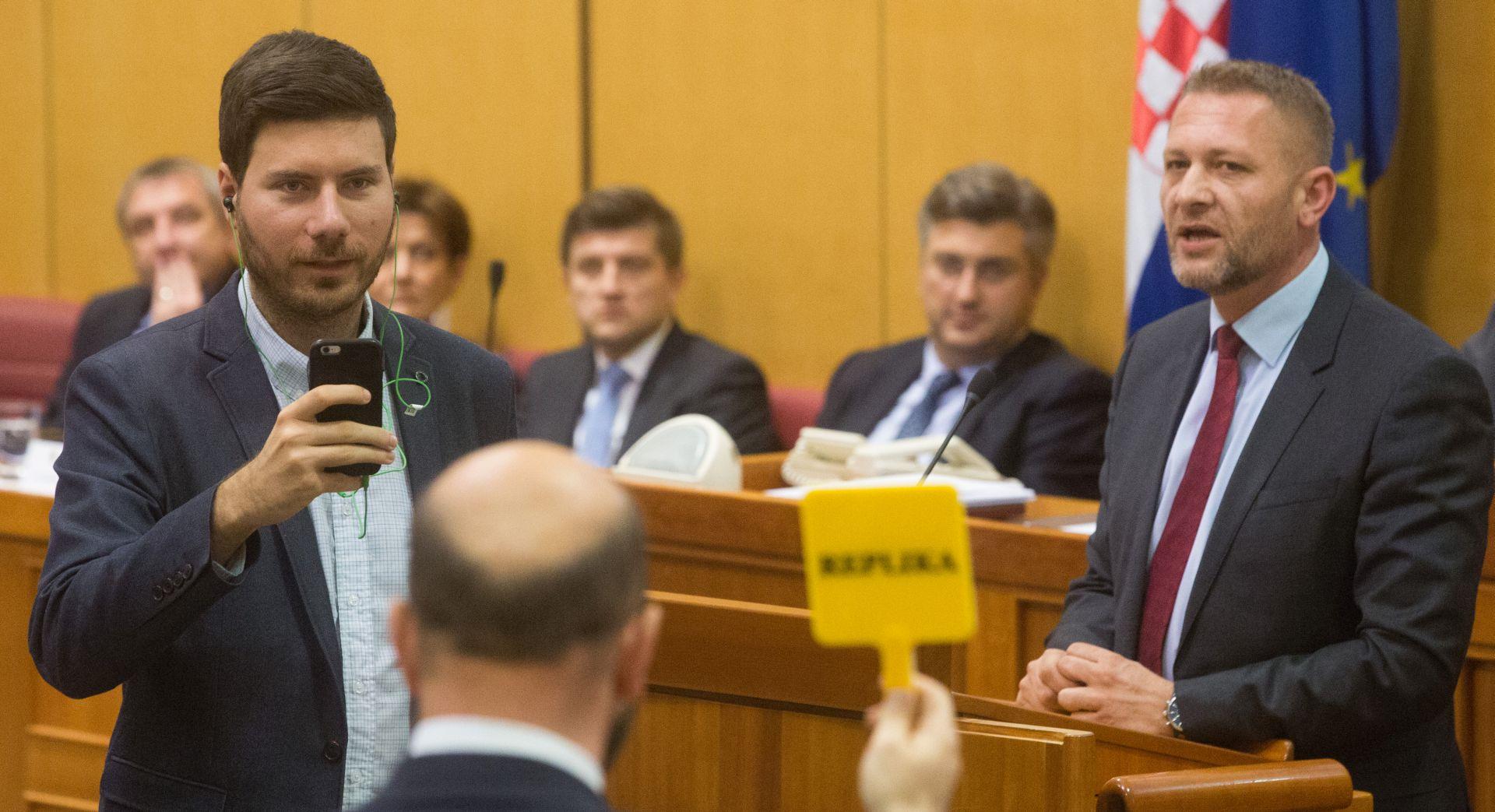 Hrvatski sabor u srijedu o minimalnoj plaći
