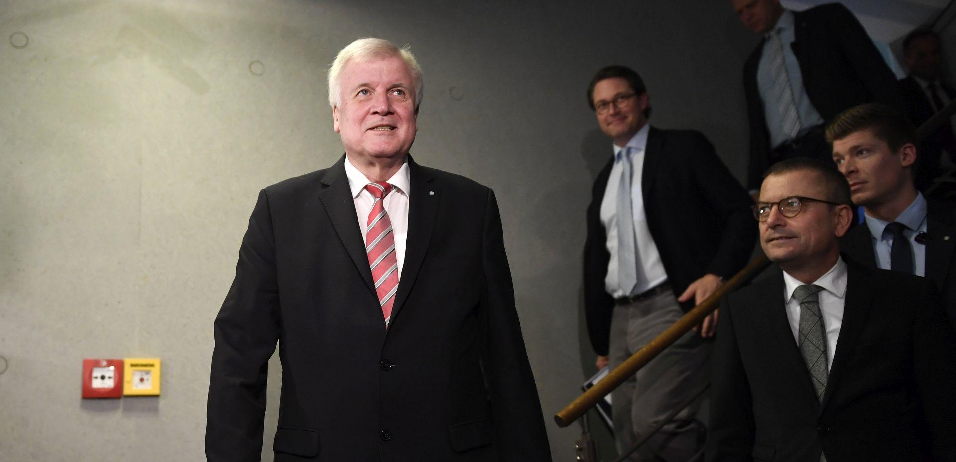 Šef bavarskih konzervativaca dao podršku velikoj koaliciji