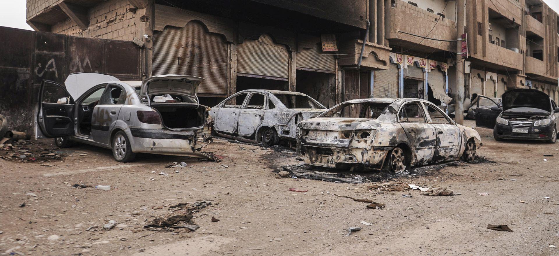 Četiri ruska vojnika poginula kod Deir al-Zora