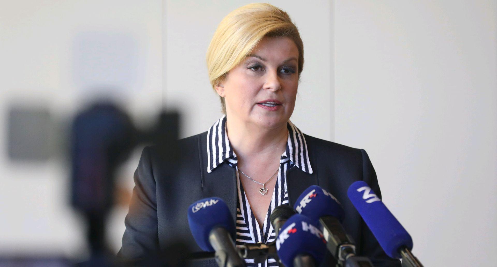 GRABAR-KITAROVIĆ 'Hrvati organizirani u HVO dali su doprinos opstojnosti BiH'