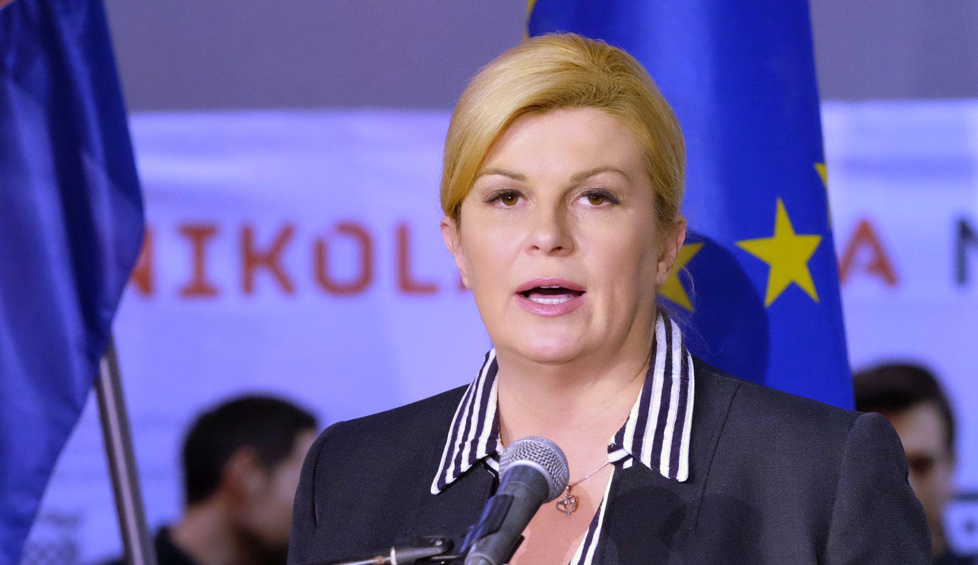 GRABAR-KITAROVIĆ 'Ne smije biti kolektivne krivnje Hrvata za zločine u BiH'