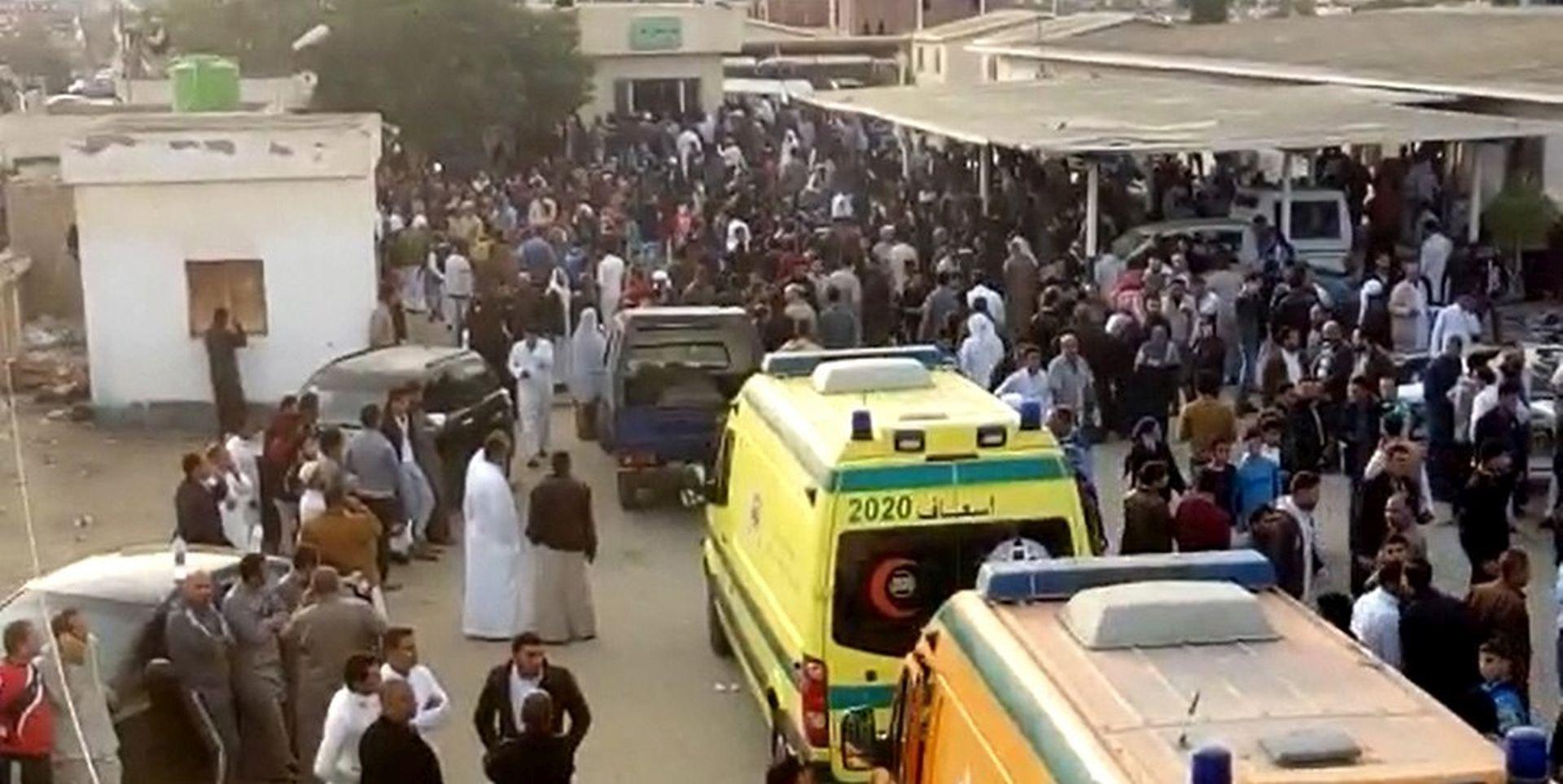TERORIZAM NA SINAJU Broj žrtava narastao na 305, 128 ozlijeđenih