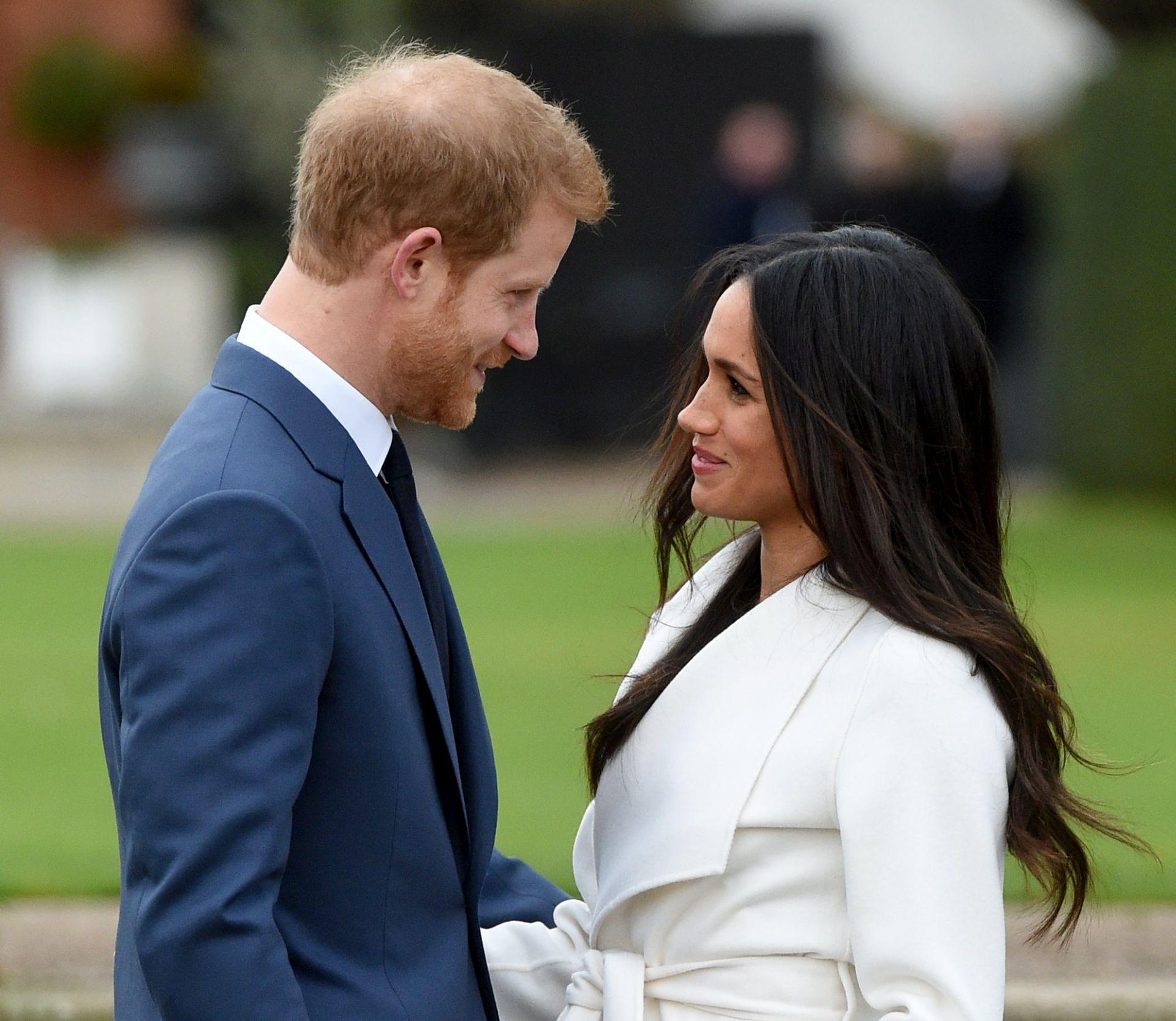 Meghan Markle i princ Harry čekaju bebu