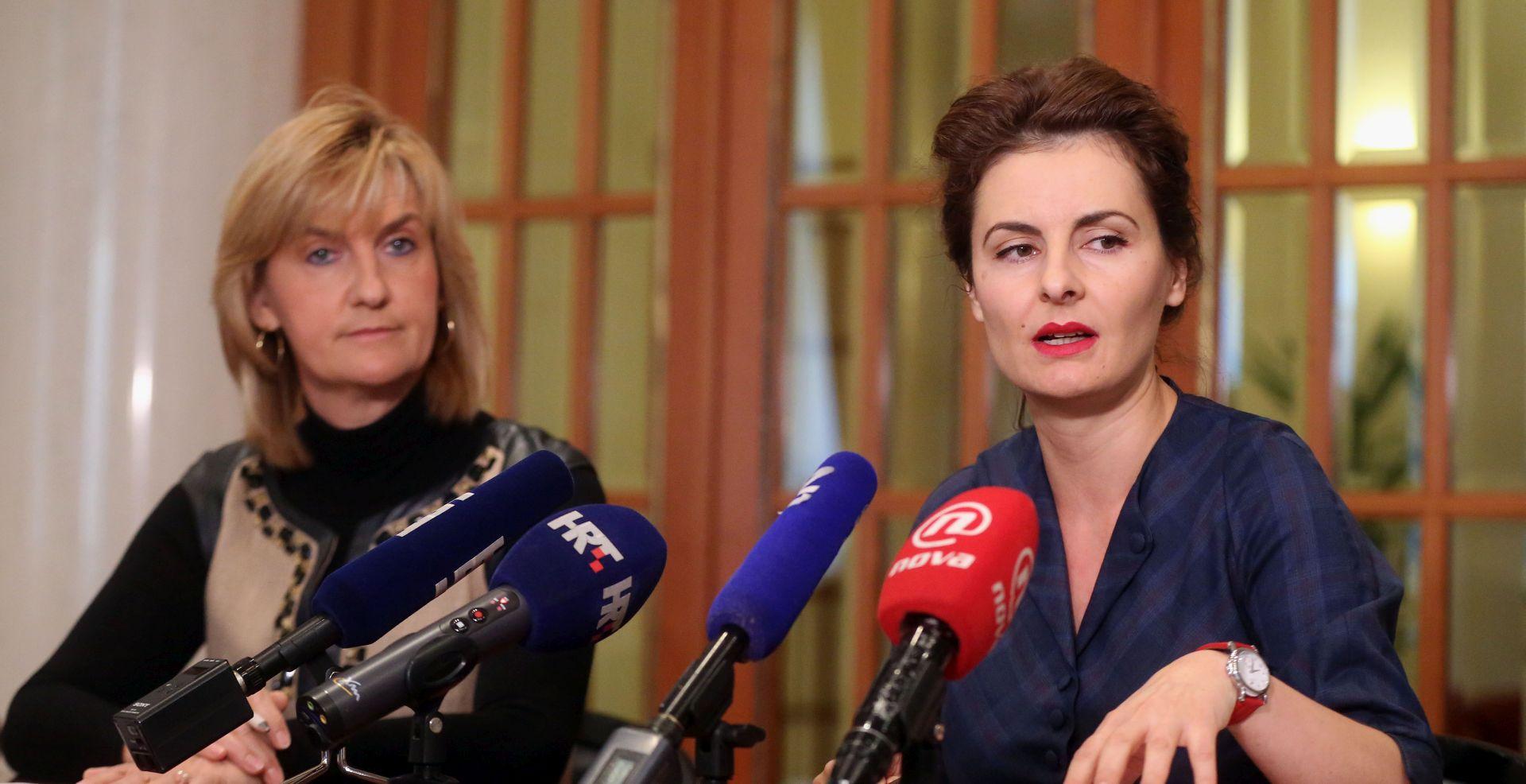 HDZ u saborsku proceduru uputio 'antipedofilske mjere'
