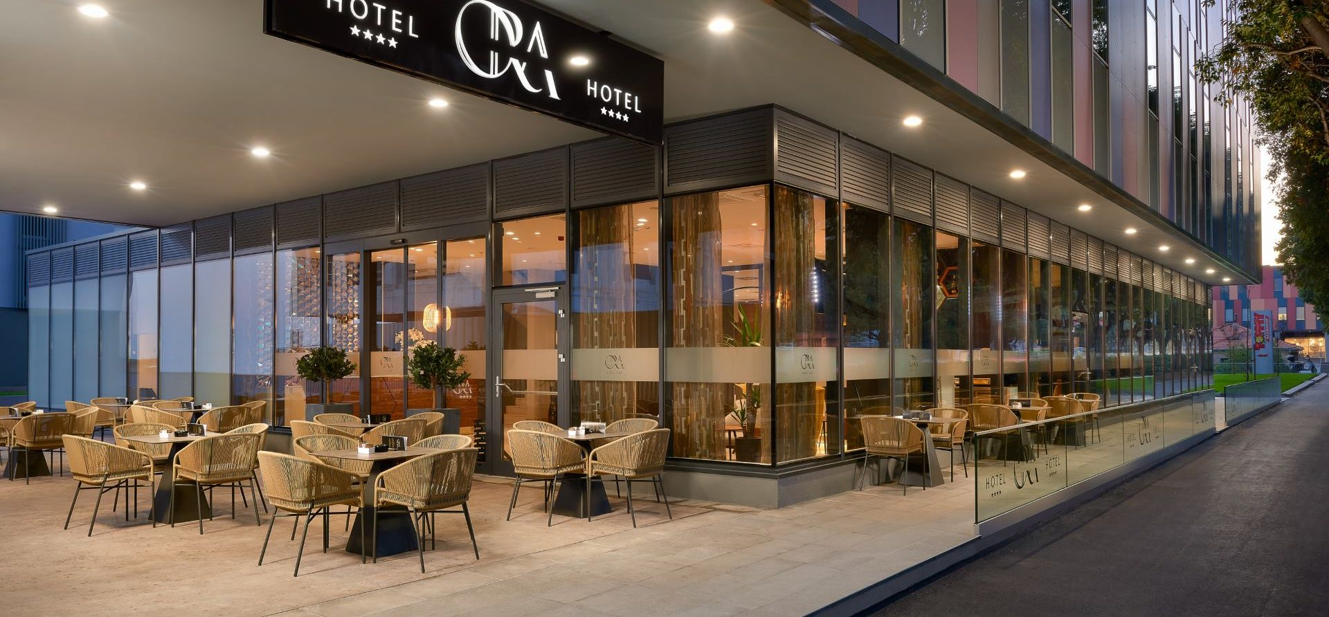 FOTO: Ora je najljepši novi hotel u Gradu Splitu