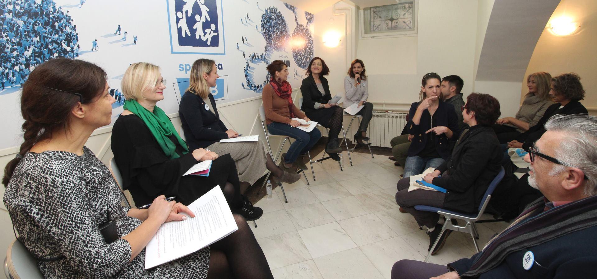 INA SPAJALICA HUB Potvrđena važnost dijeljenja znanja kao novog modela društveno odgovornog poslovanja