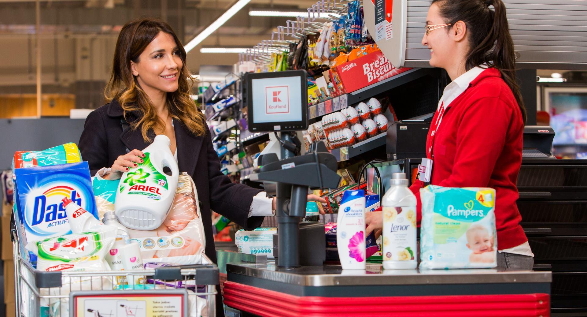 Procter&Gamble, Kaufland i Hrvatski Crveni križ i ove godine provode humanitarnu akciju 'Iz ljubavi prema djeci'