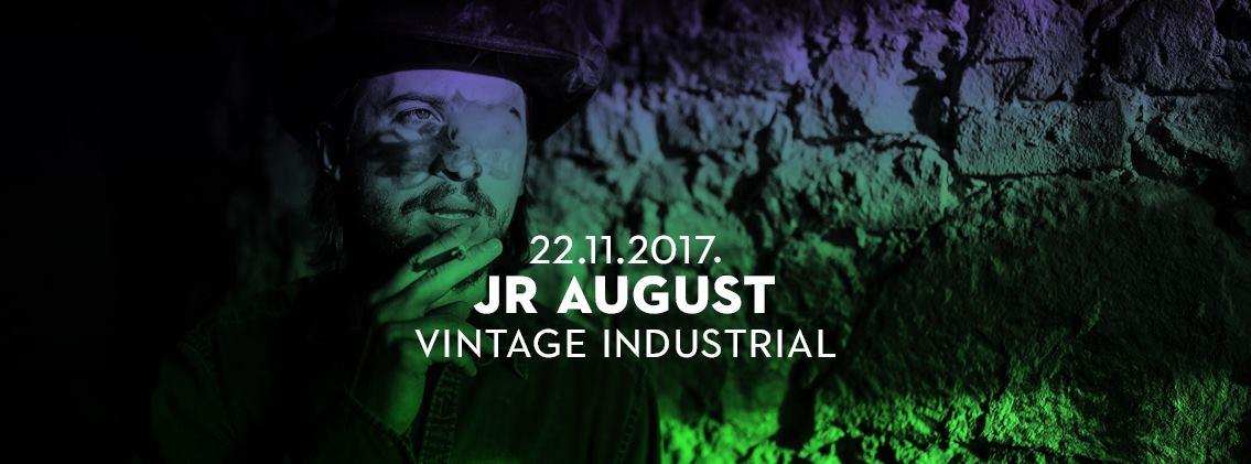 Zabočki mistični glazbenik J.R. August priprema poseban koncert