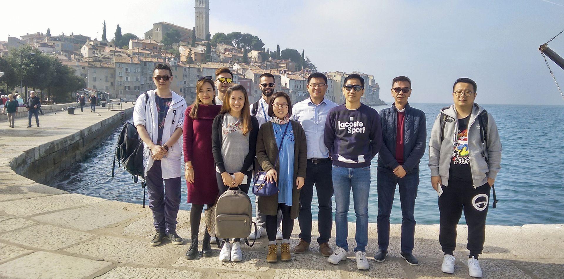 Kako Hrvatska mijenja odnos prema turistima iz Kine