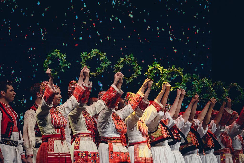 Ansambl narodnih pjesama i plesova Hrvatske LADO ponovo u Spaladium Areni