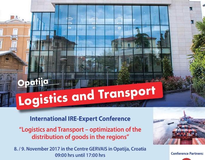 Poziv na IRE Konferenciju 'Logistika i Transport'