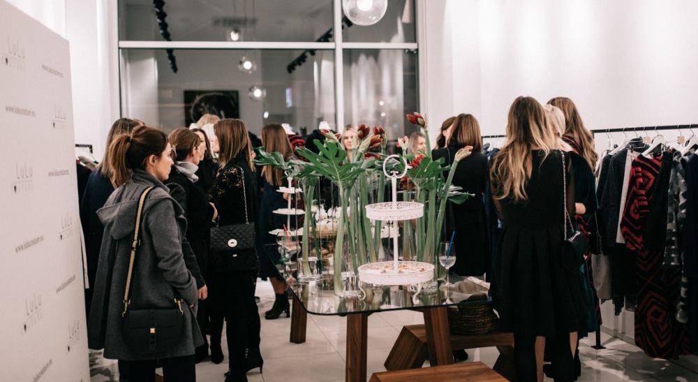 FOTO: LULU COUTURE Nova zimska kolekcija i prvi rođendan zagrebačkog butika
