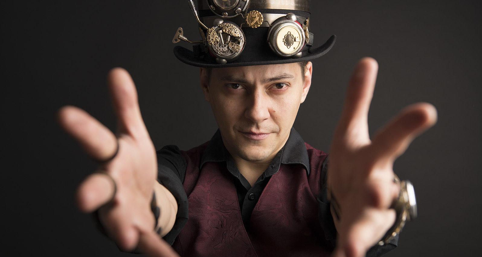 VINTAGE INDUSTRIAL Srpski glazbenik Marčelo vraća se na početak karijere