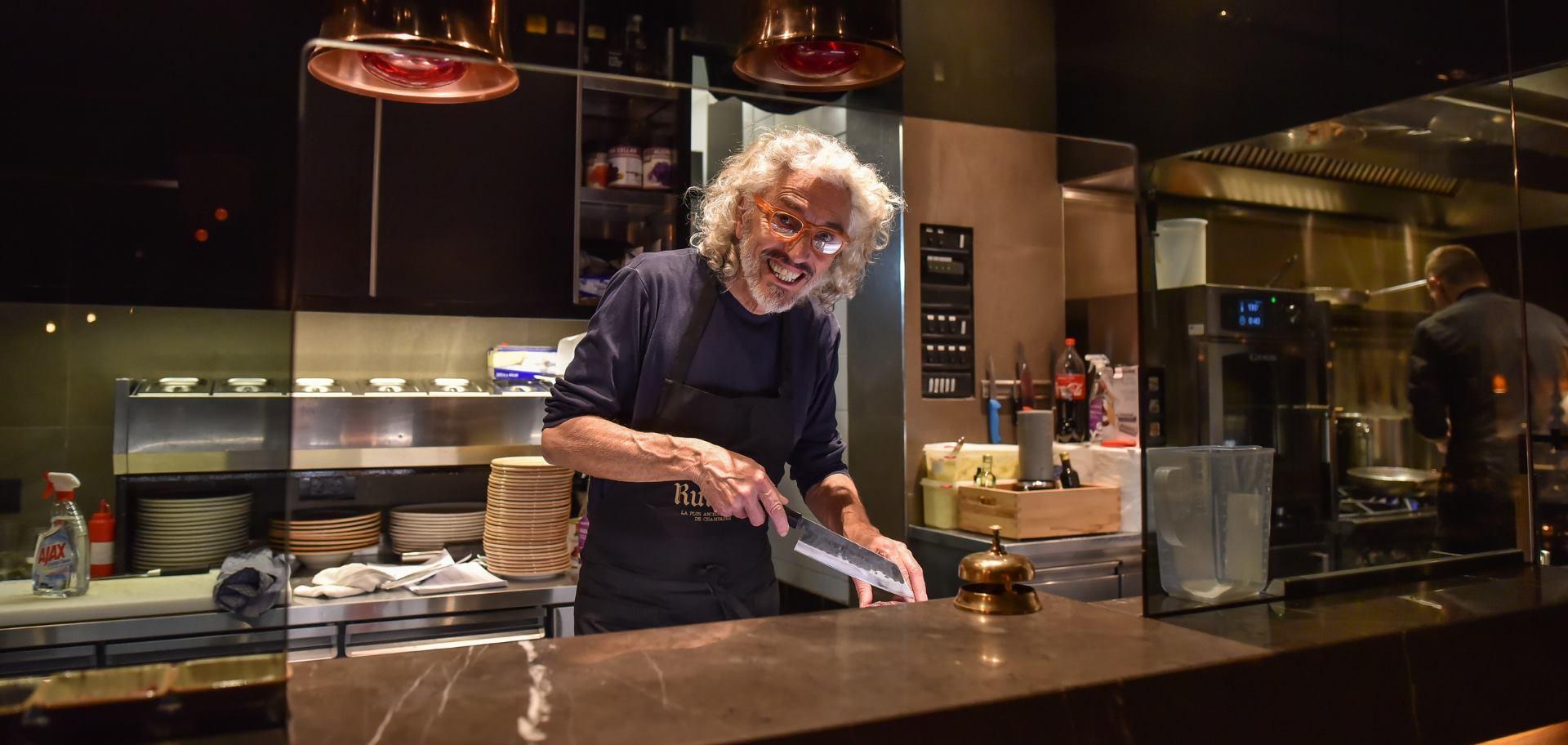 FOTO: BARBIERI'S Vrhunski talijanski specijaliteti s potpisom popularnog chefa Marca Sassa