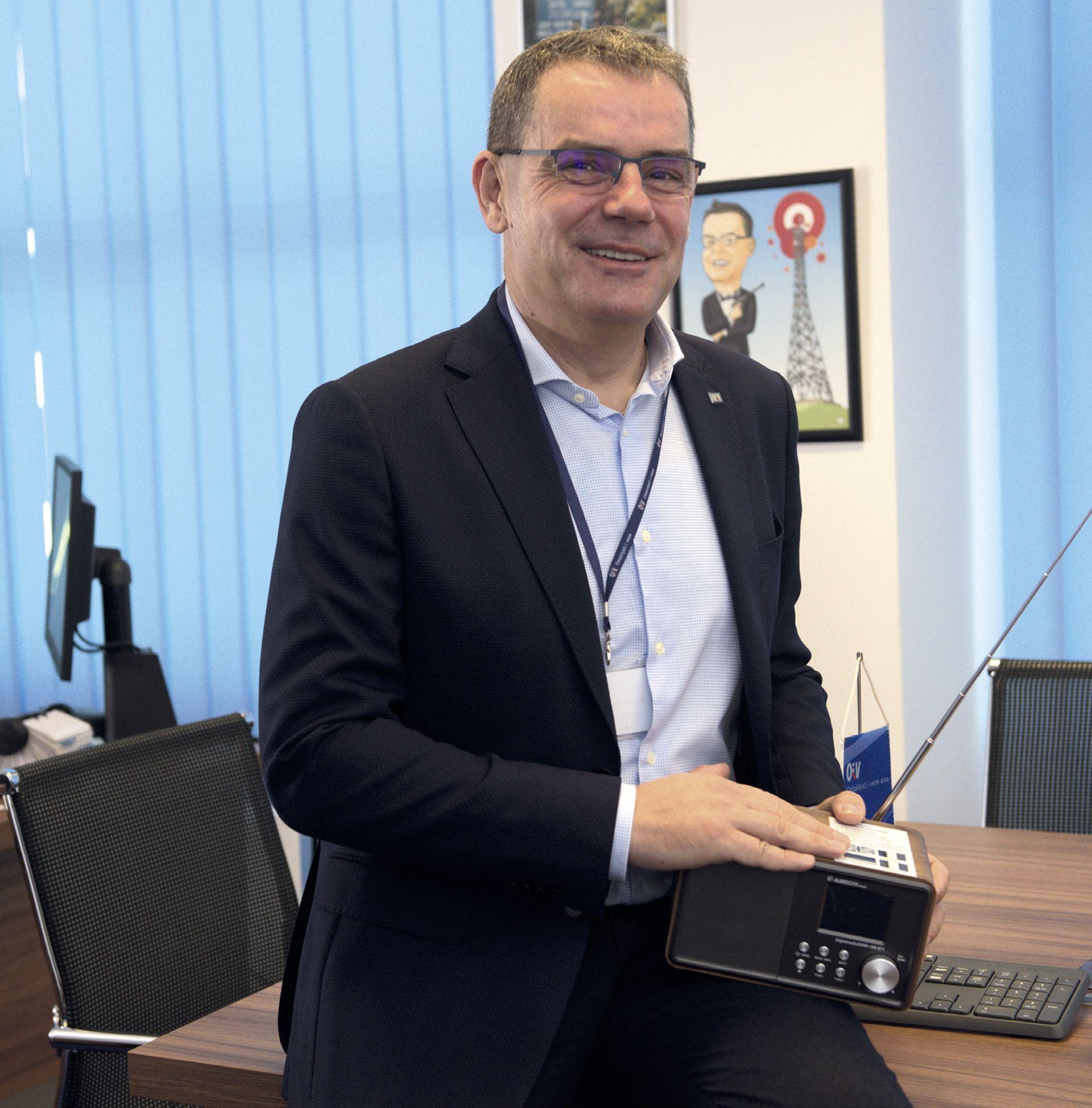 INTERVIEW: MATE BOTICA 'Digitalni radio nudi više mogućnosti za marketing, a to donosi i veće prihode'