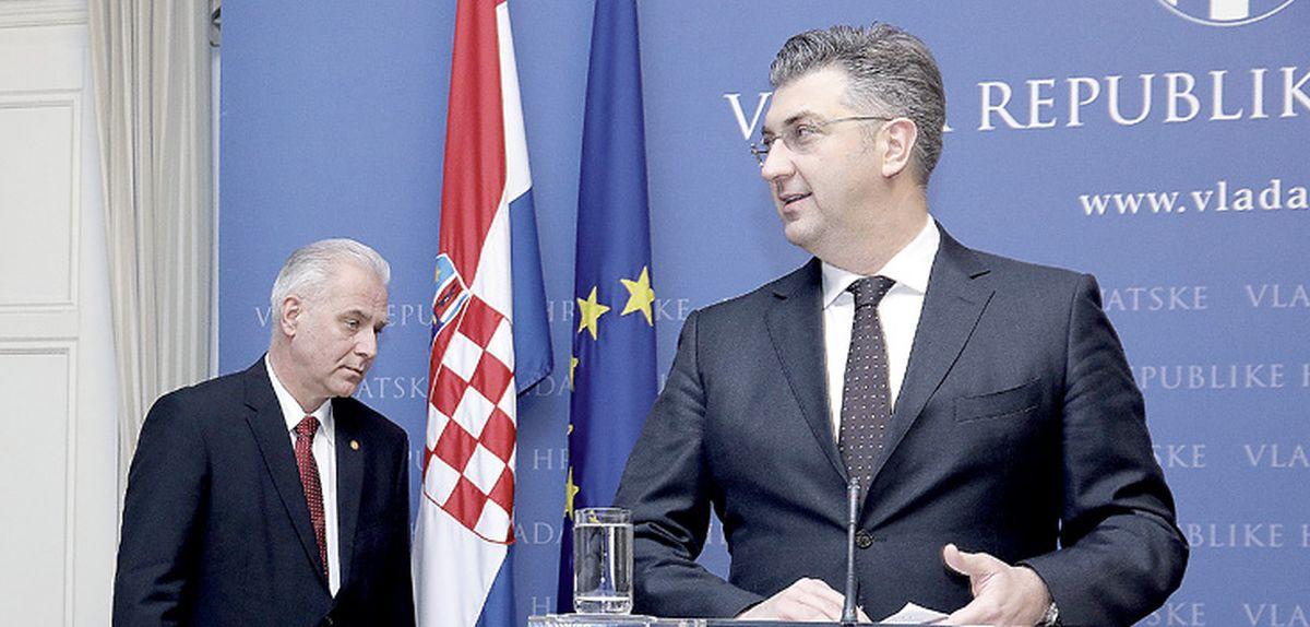 Plenković Cvitanu uzeo 2,7 milijuna kuna, a povećao poticaje za Hrvate u BiH