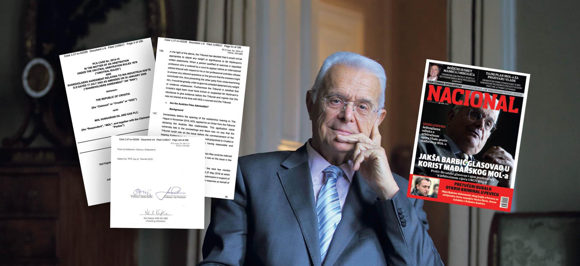 MANIPULACIJE, SPINOVI i prikrivanje ključnih dokaza iz 'austrijskog spisa' u sramotnoj presudi