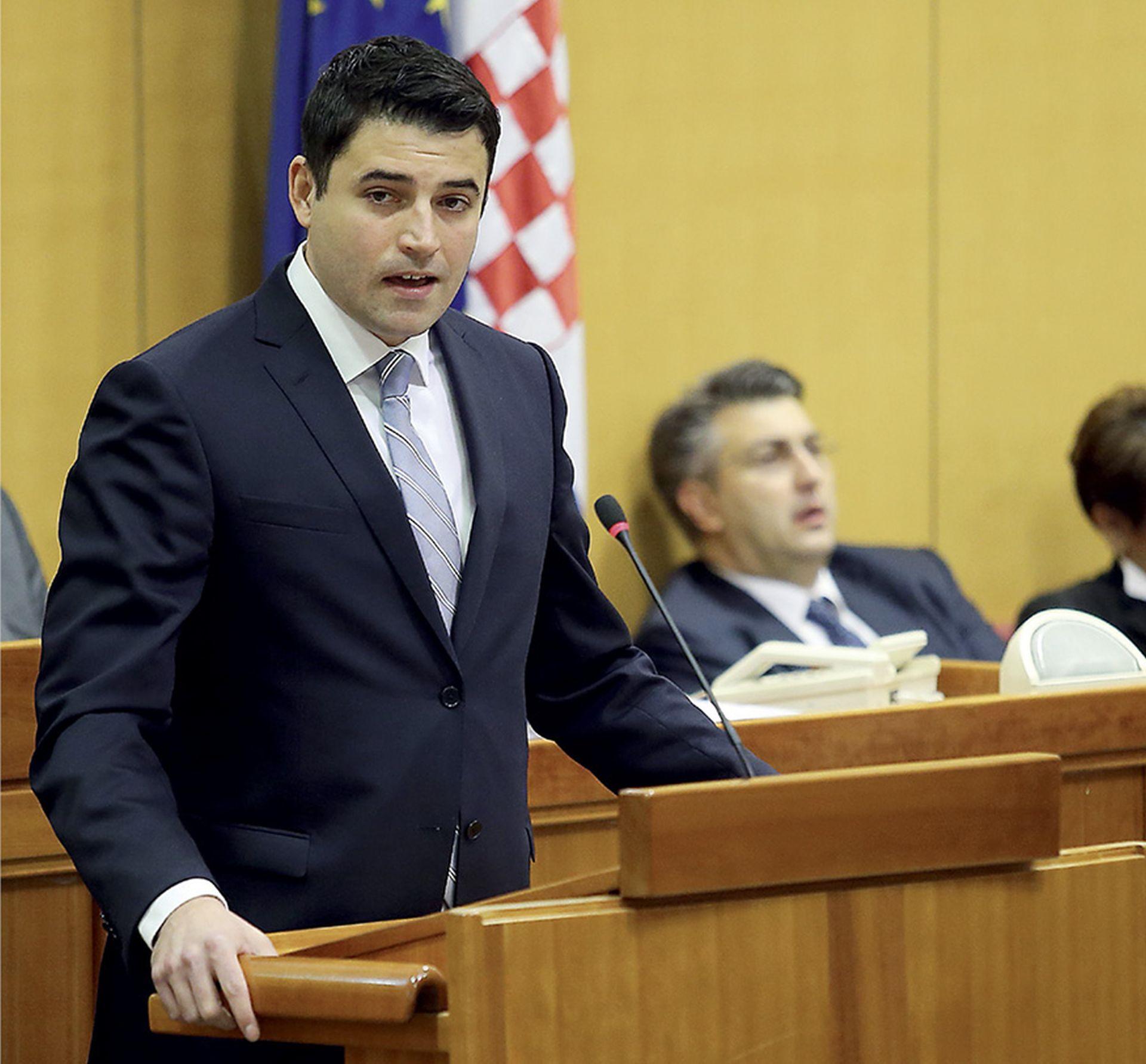 Tajni plan SDP-a: Svaka tri mjeseca novi prijedlog za opoziv Vlade