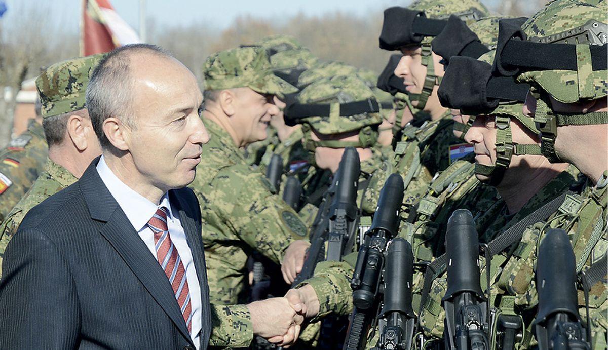 MORH plaća 31,2 milijuna kuna za misiju HV-a u Litvi