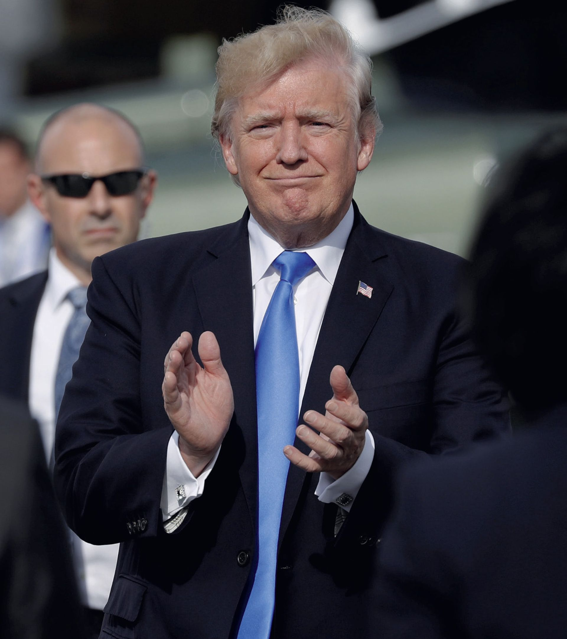 'Trump mora hitno reagirati kako bi se očuvao mir na Balkanu'