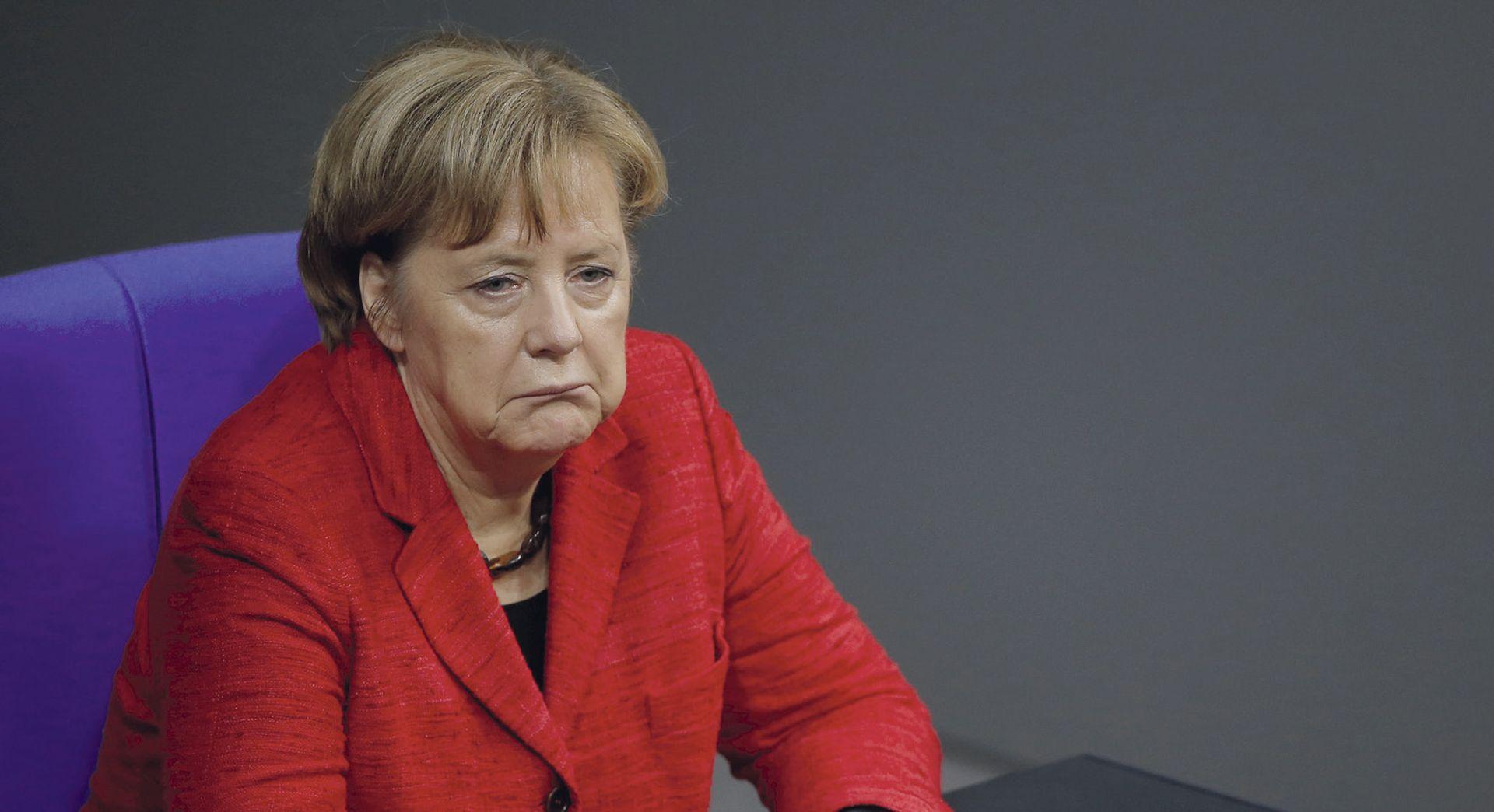 ZAOKRET ANGELE MERKEL prema ljevici zabrinuo njemačke gospodarstvenike