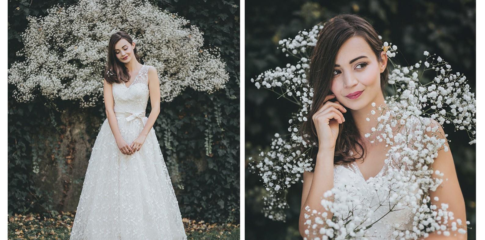 VJERUJETE LI U VILE? Dizajnerica Sandra Haddad šije vjenčanice za vječite romantičarke