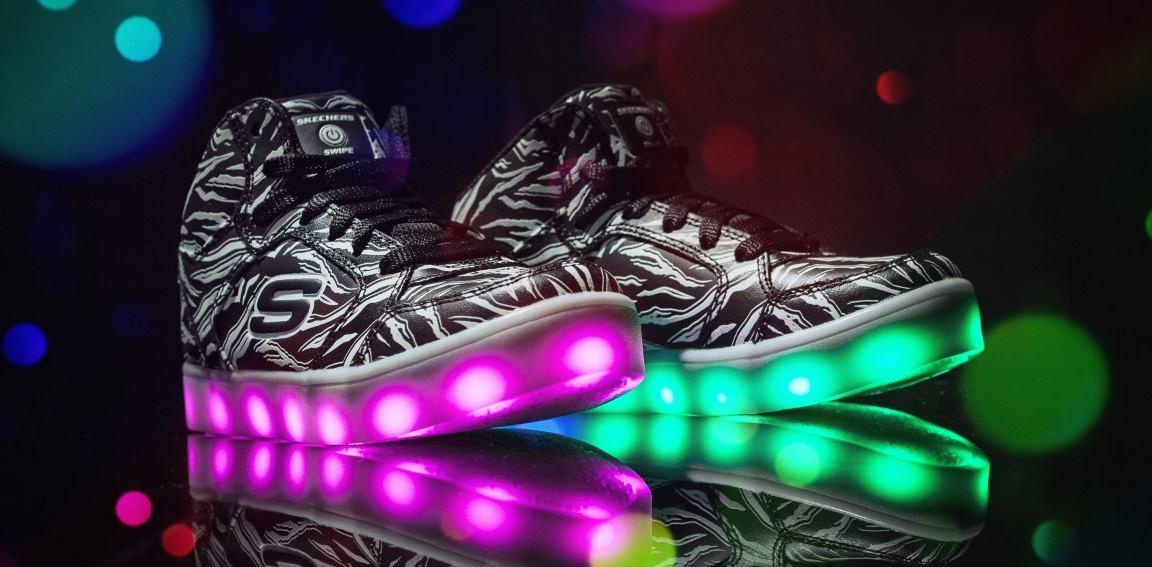 FOTO: ShoeBeDo prvi u Europi predstavlja Skechers Swipe Lights