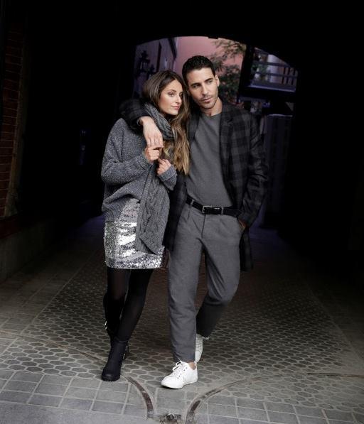 Glumci Miguel Ángel Silvestre i Andrea Molina su zaštitna lica zimske Springfield kampanje