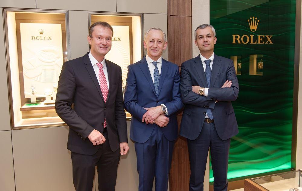 FOTO: Nova luksuzna destinacija za kupnju i servis  Rolex satova u centru Zagreba