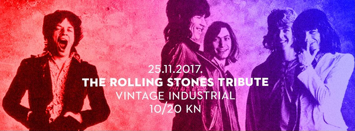 THE ROLLING STONES TRIBUTE Očekuje vas Telefon Blues Band uz pratnju Srđana Juga i Valerije Nikolovske
