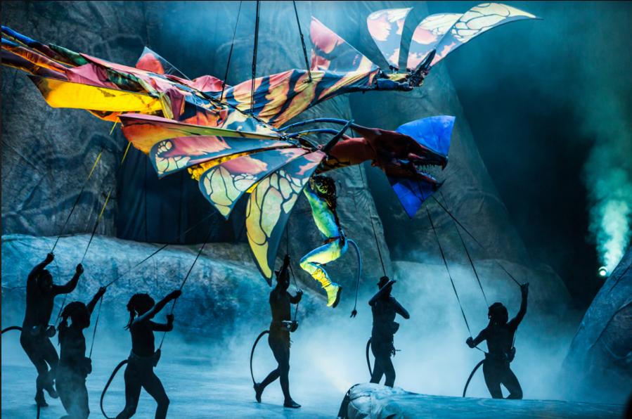 TORUK – PRVI LET Predstava inspirirana filmskim hitom Avatar u Areni Zagreb