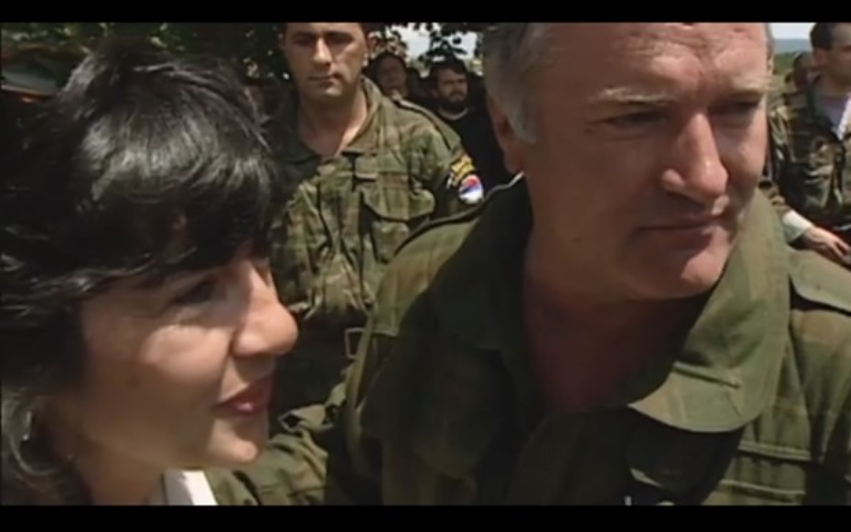 Novinarka CNN-a objavila snimku Mladića iz 1993.