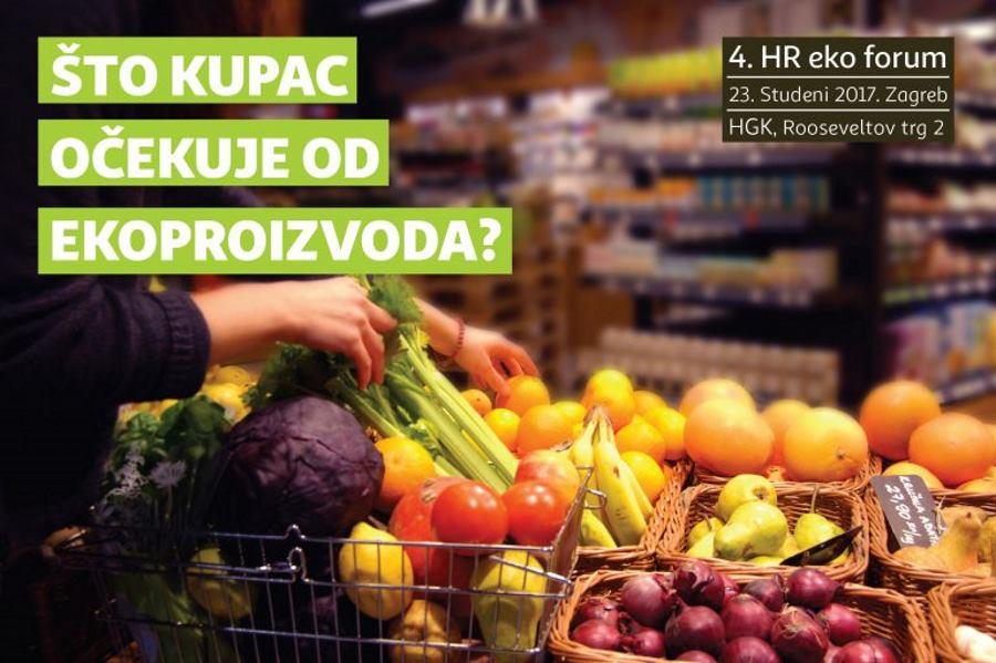 HR EKO FORUM Novo izdanje najposjećenije poslovne konferencije o eko tržištu